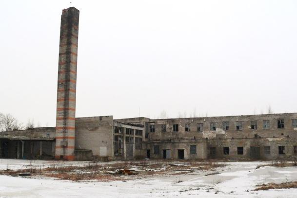Снос зданий в г. Пайде